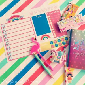 Planner Journée / Daily Planner